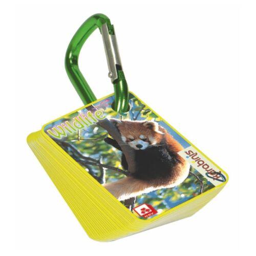 Nürnberger Spielkartenverlag 05719903010 1414 KARABINIS® Wildlife 24 Kärtchen