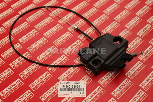 2006-2014 Lexus Is250 Is350 Sedan Trunk Lock Actuator OEM