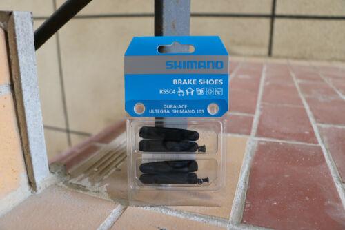 SHIMANO BR-9000 R55C4 C-SHOE BOLT 2 Pairs//Box for DA UT 105 V-Brakes Rims