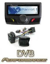 Parrot CK3100 Peugeot Partner Tepee 08 On Bluetooth Handsfree Kit Plus SOT Lead