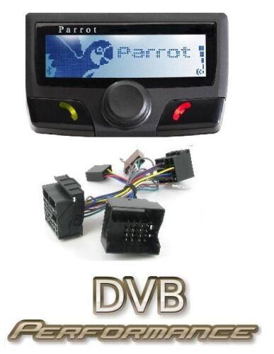 Parrot Ck3100 Peugeot 508 de 2011 en manos Libres Bluetooth Kit Plus Sot Plomo