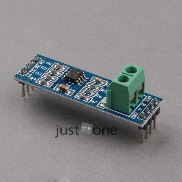 Neu Hot 5V MAX485 Modul RS-485 Modul TTL zu RS-485 Verdrahtung Module Konverter