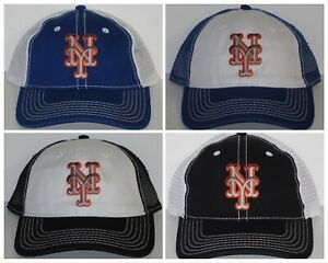 7c6e893d7ce New York Mets Retro Snapback Cap ⚾️Hat ⚾️Classic MLB Patch Logo ...