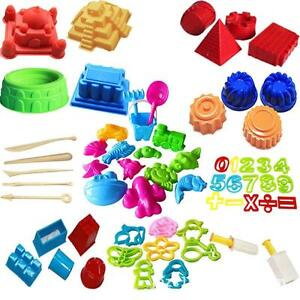 65-pcs-Magic-Sand-Play-indoor-Outdoor-Game-Creative-Mold-Model-tool-Kids-Toy