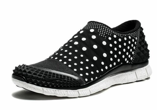 aaf25354ba5f ... purchase nike free orbit 2 ii sp size 12 black polka dot mens shoes  657738 3cebc