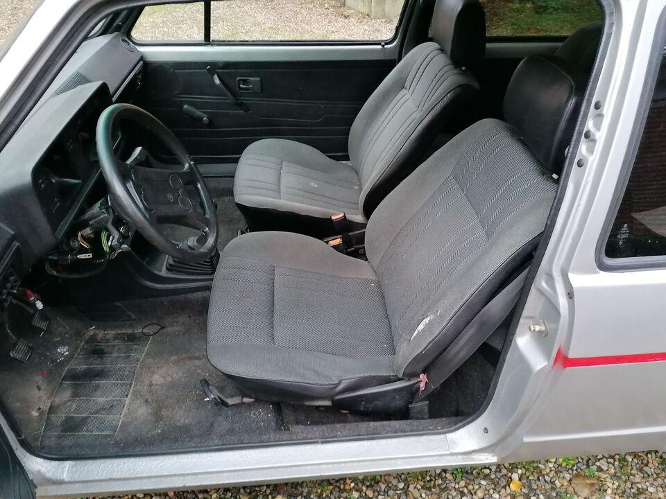 VW Golf I, 1,5 D, Diesel