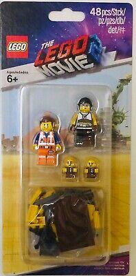 NEW LEGO Sharkira with hair Movie 2 GENUINE Minifigure 853865 Mini Figure