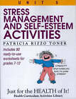 Stress Mgmt Self Esteem Actv by Patricia Rizzo Toner (Paperback, 1993)