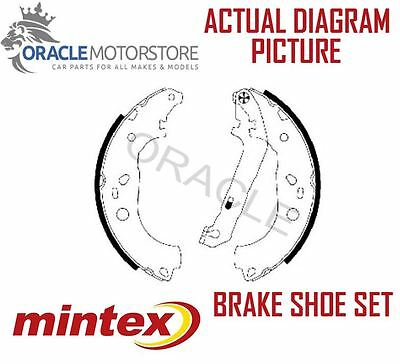 GENUINE MINTEX REAR AXLE BRAKE SHOES SET FOR FORD FOCUS MFR592