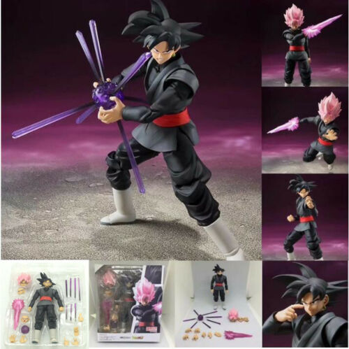 S.H.Figuarts Dragonball Dragon Ball Z Super Gokou Black Action Figure Collection