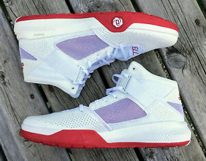 Adidas-Shoes-D-Rose-Bounce-773-IV-Basketball-Sneakers-17-Rare-White-Red-New