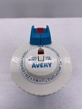 Vintage Avery Rotex Penncraft Label Maker 38 Tape Usa