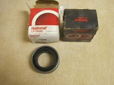 FRONT AXEL SHAFT SEAL NEW NATIONAL WHEEL END COMPONENTS s#4-4b 710492
