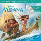 Moana Read-Along Storybook & CD by Disney Press (Paperback / softback, 2016)