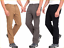 NEW-EDDIE-BAUER-Men-039-s-Fleece-Lined-Water-Resistant-Stretch-Pant-VARIETY miniature 1