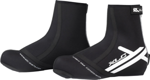 XLC OVERSHOES 4mm THICK NEOPRENE FABRIC REFLECTIVE STRIPS FOR WINTER 50 OFF RRP