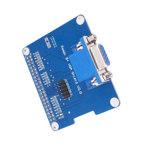 1PCS New VGA Shield V2.0 Expansion Board For Raspberry Pi 3B 2B B+ A+
