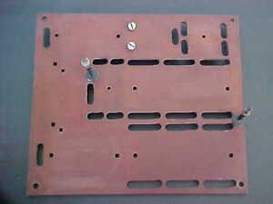 ferrari fuse box panel relay board fiber oem image is loading ferrari fuse box panel relay board 275 330