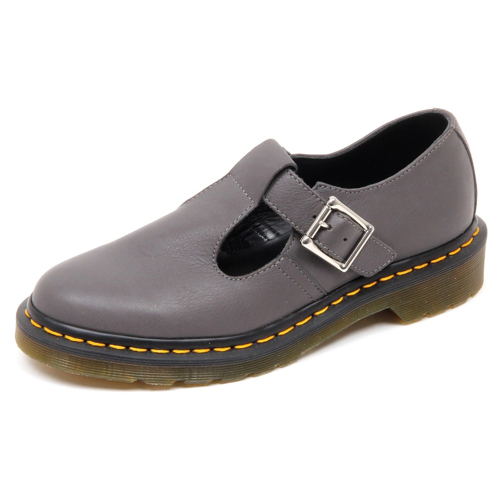 D4058 (without box) scarpa donna DR.  MARTENS   DR. shoe woman grey 317ad2