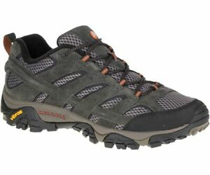 Merrell-J06015-Moab-2-MOTHER-OF-ALL-BOOTS-Ventilator-Mens-Suede-Shoe-Beluga-Size