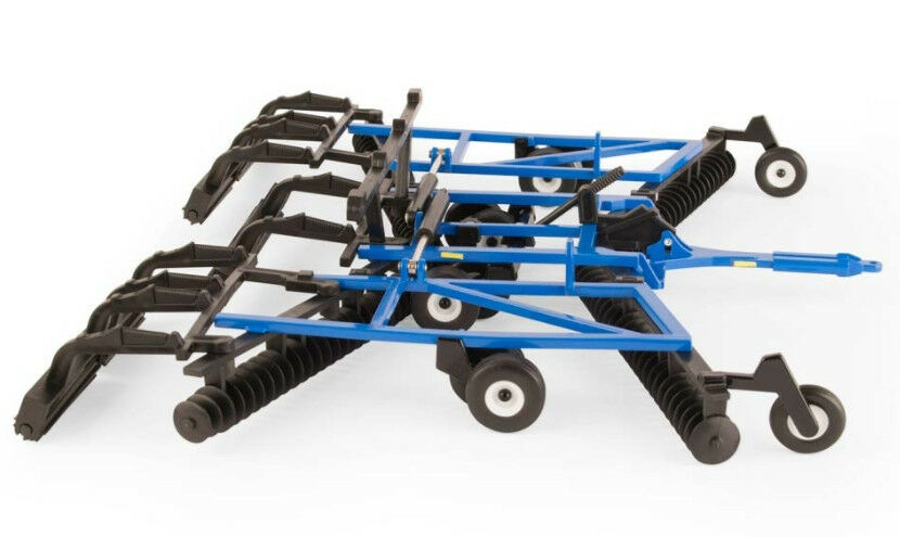 ERT13899 - Cover-crop NEW HOLLAND repliable - 1 32
