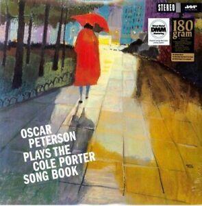 Peterson-Oscar-Plays-the-Cole-Porter-Song-Book-180-Gram-New-Vinyl