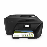 HP OfficeJet 6954 Wireless Inkjet All-in-One Printer with Duplex (Black)