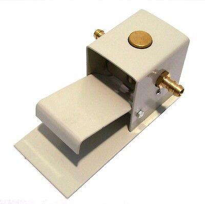 07068 Fußpedal Fußschalter f. Sandstrahlkabine Pneumatik Luft Ventil Luftregler