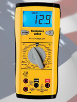 Fieldpiece Lt83a Classic Style Digital Multimeter For Hvac/r - Expandable