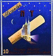Alexander Reeds ance clarinetto sib New York 1.5 box da 10