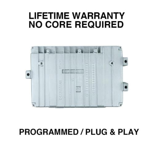 Engine Computer Programmed Plug/&Play 2000 Jeep Wrangler 56041657AF 4.0L AT PCM