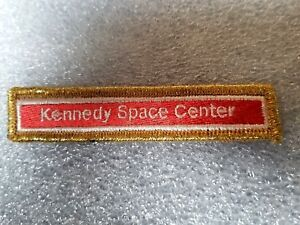 AUTHENTIC-VINTAGE-034-Kennedy-Space-Center-034-NASA-SPACE-PATCH-4-1-8-034-L-x-7-8-034-W