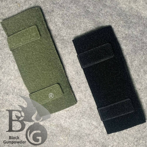 Tactical MOLLE hook/&loop converter ribbon adapter panel patch Cloth