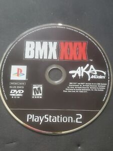 BMX XXX (Sony PlayStation 2, 2002) PS2 Game Disc Only Tested Working