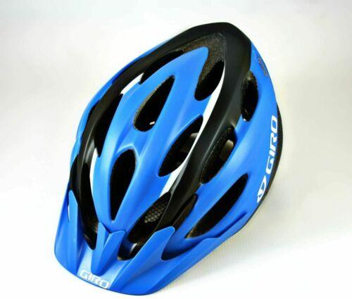 Universal Fit Size 54-61cm Giro Indicator Cycling Helmet Blue White Black