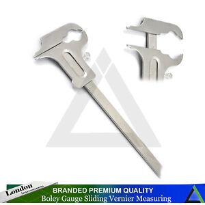 X1 BOLEY Gauge Dental Orthodontic Instruments Sliding Caliper Jewelery NEW