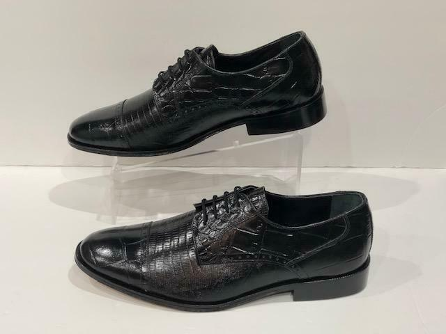 Giorgio Brutini Cayenne Oxfords Black