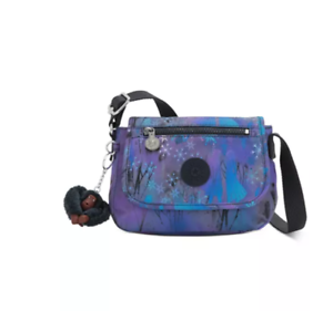 Details about DISNEY® KIPLING® DESIGNER CROSSBODY BAG FROZEN II SABIAN BAG #frozen2handbags