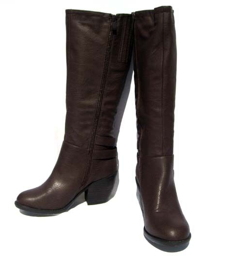 c5d2082da200 ... Women s Knee High Fashion BOOTS Hoshi-12 Hoshi-12 Hoshi-12 Brown Winter  ...
