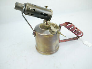 Paraffin-Blow-Lamp-British-Monitor-No-24-A-Vintage-Blowlamp-Collectibile-Tools