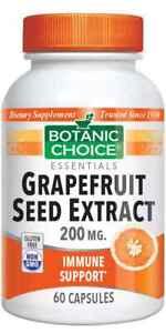 Botanic-Choice-Grapefruit-Seed-Extract-200-Mg-60-Capsules-free-shipping