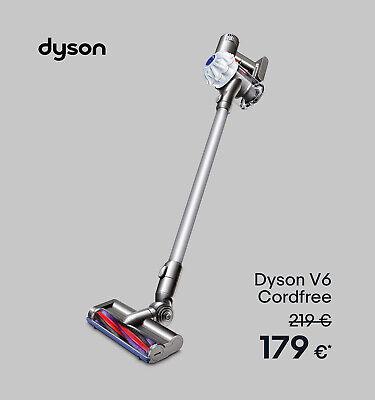 Dyson V6 Cordfree