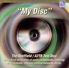 My Disc: Autosound 2000 Test Disc by Various Artists (CD, Mar-1996, Sheffield Lab)