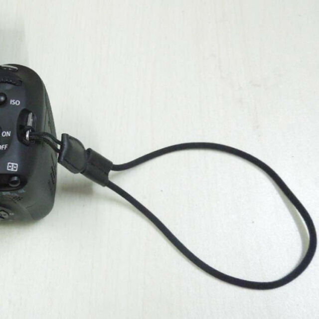 Adjustable leather Hand Wrist strap for Canon Powershot SX50 SX510 G1X G16 SX170