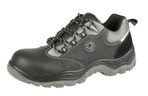 Linea di sicurezza Punto 4117 s1p BLACK METAL FREE Puntale Composito Scarpe da ginnastica di sicurezza