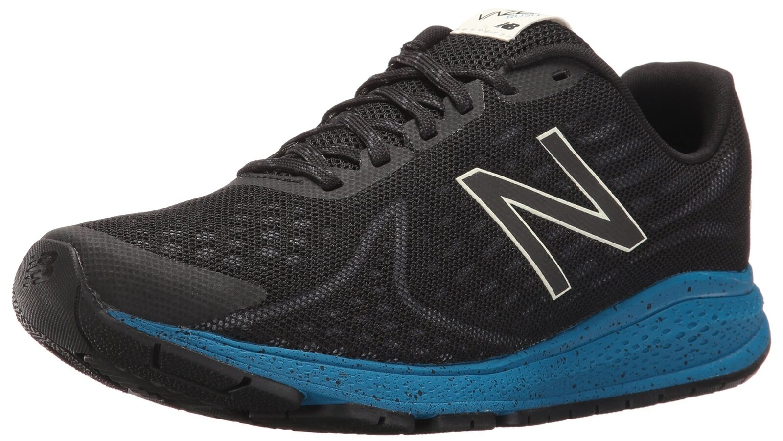 New Balance Men's Vazee Rush v2 Running shoes, bluee Silver, 8.5 D US
