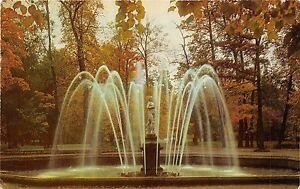 B74329-The-eve-fountain-Petrodvorets-russia