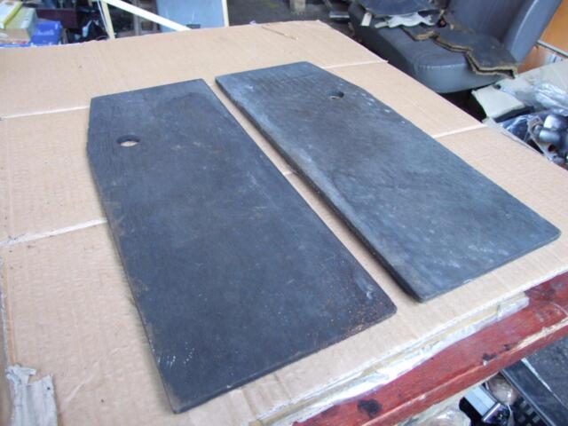 RELIANT SCIMITAR GTE SE5A - BOOT FLOOR SIDE PANELS