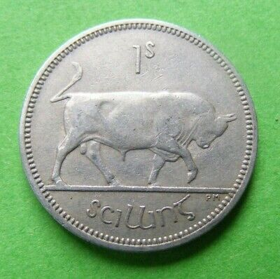 1966 1 shilling coin value