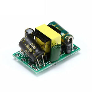 DC 5V 560mA 3W Step-Down Isolated Switching Power Supply Module AC//DC Converter